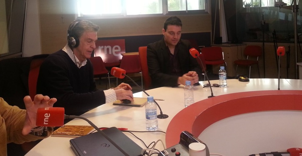 Santiago Botas habló en RNE sobre la producción del aceite de oliva