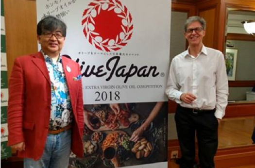 Los aceites españoles lideran el Olive Japan 2018