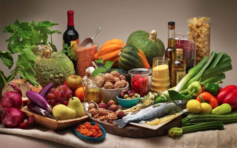 """El """"padre"""" de la dieta mediterránea y su relación con España"""